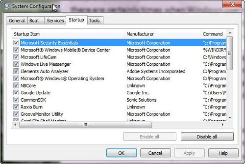 thủ thuật để tối ưu hóa tốc độ của máy tính với hệ điều hành windows 7