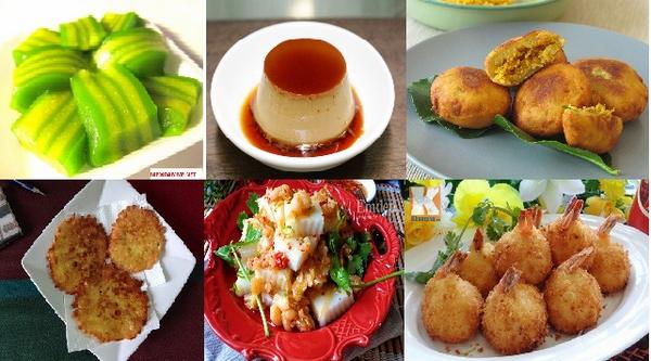 Những món ăn vặt ngon