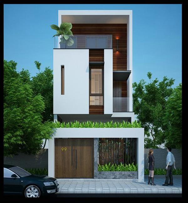 Một số lưu ý khi thiết kế nhà phố 3 tầng
