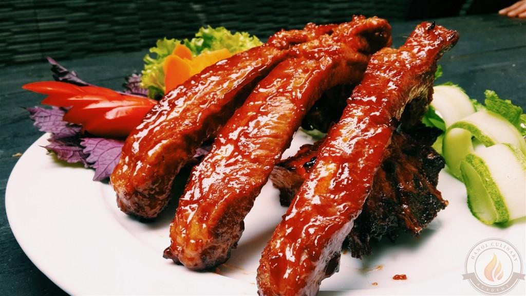 Sườn nướng BBQ bí quyết để làm ngon như ăn nhà hàng