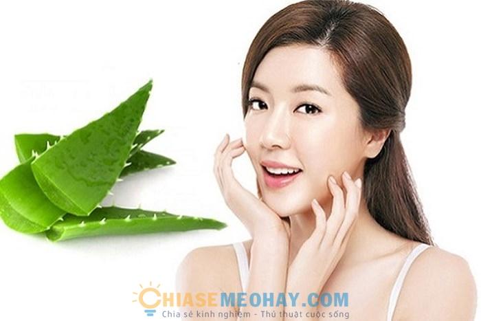 Massage da mặt để duy trì làn da hồng hào