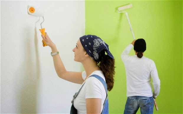 Mẹo hay giúp bạn sơn nhà đúng chuẩn
