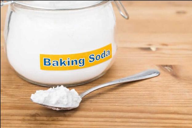Sử dụng Baking Soda để khử mùi