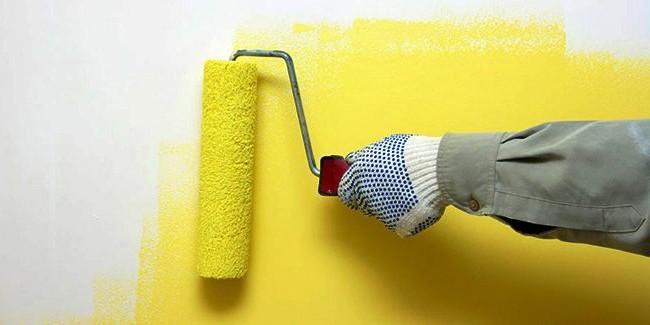 Tự sơn nhà sẽ giúp tiết kiệm chi phí