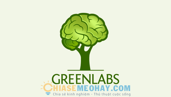 Logo của Green Labs