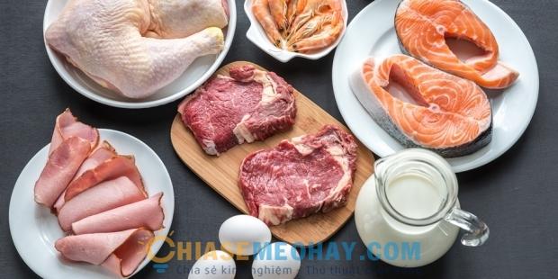 Chế độ ăn không tốt cho sức khỏe của thận