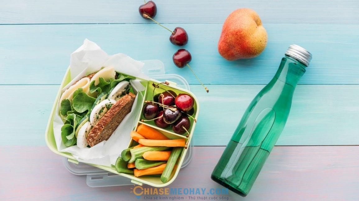 Duy trì chế độ ăn ít đường và ít chất béo