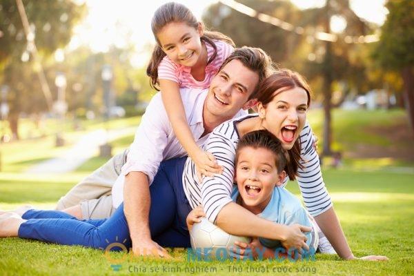 Dành thời gian cho gia đình và bạn bè