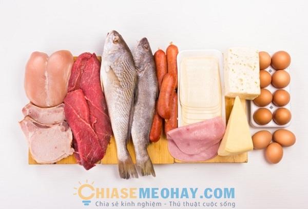 Nên ăn thịt trắng hay thịt đỏ
