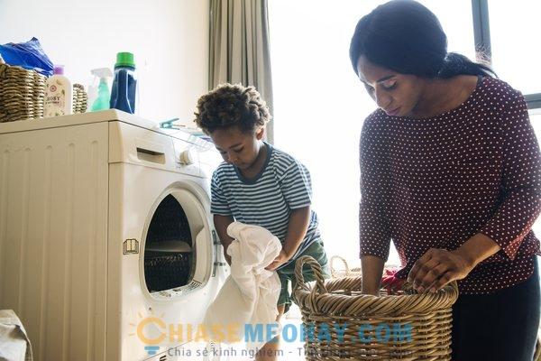 Kỹ năng tự giặt giũ