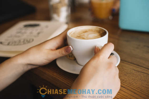 Nói không với cafe sẽ giúp giải tỏa stress hiệu quả