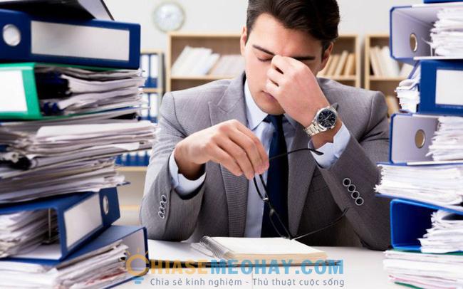Giải tỏa stress một cách hiệu quả chỉ bằng những mẹo vặt sau