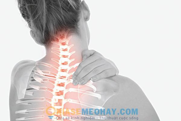 Nếu thấy đau, mỏi vai gáy khả năng bạn stress là rất cao