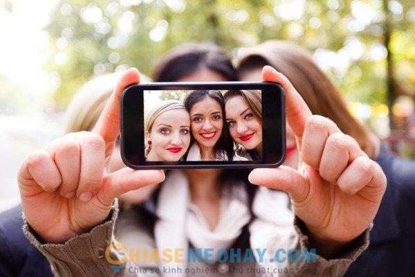 Tìm một tư thế chụp hình yêu thích