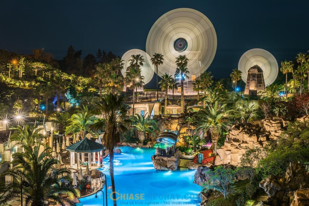 Những khách sạn nổi tiếng trên đảo Jeju