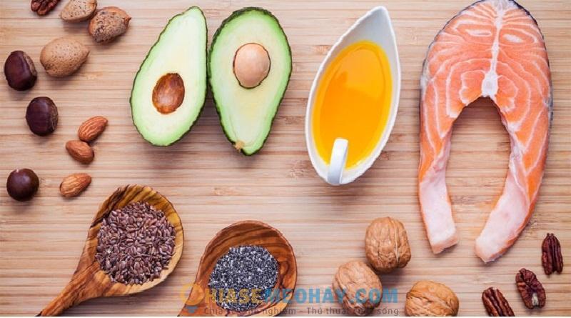 Những loại thực phẩm chứa nhiều calo