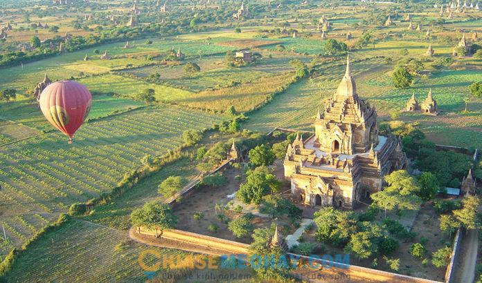 Kinh nghiệm du lịch Myanmar