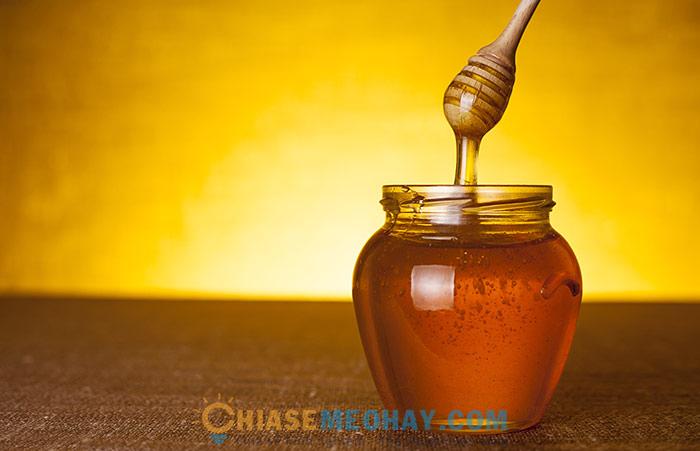 Sử dụng mật ong để làm đẹp