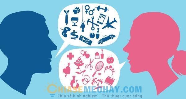 Giới- ảnh hưởng đến sự khác biệt của tư tưởng đàn ông và phụ nữ