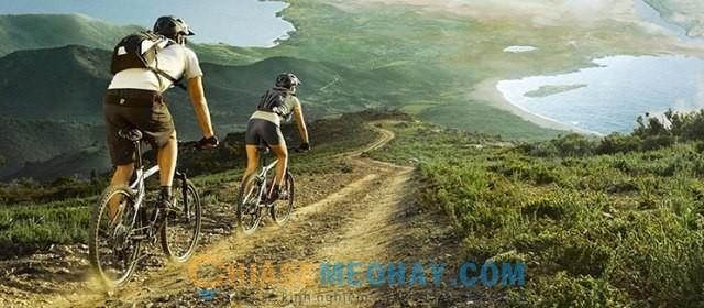 Xe đạp- một phương tiện di chuyển thú vị của dân phượt