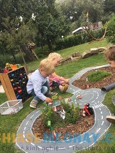 Khuyến khích trẻ chơi ngoài trời