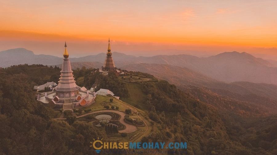 Đền thờ ở Chiang Mai