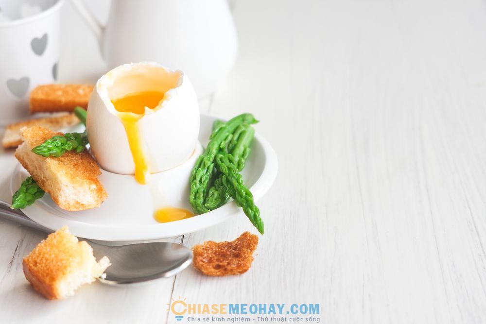 Ăn trứng thường xuyên hơn