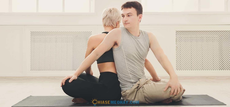 Các động tác yoga đơn giản