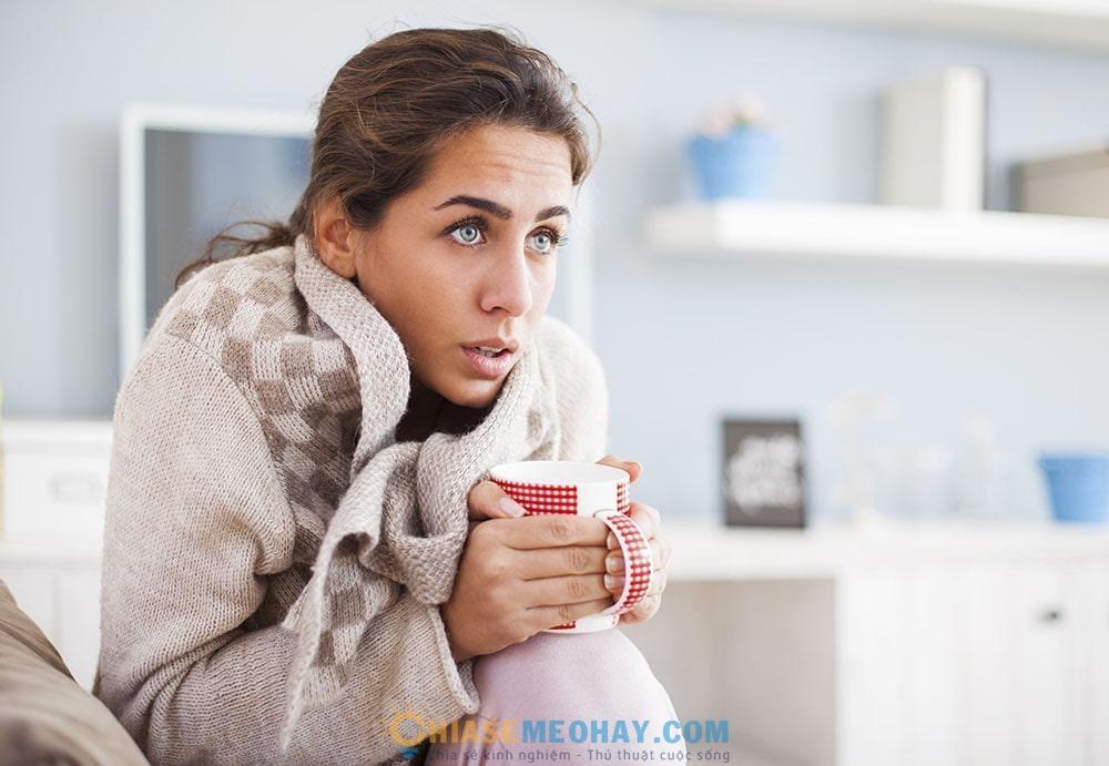 Suy giảm sức đề kháng khiến cơ thể luôn mệt mỏi, mắc nhiều bệnh tật
