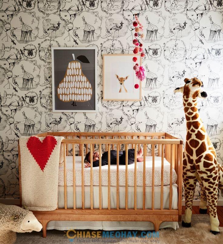 Trang trí phòng cho trẻ - Chủ đề động vật