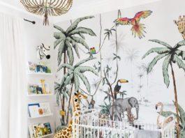 Những ý tưởng trang trí phòng cho trẻ