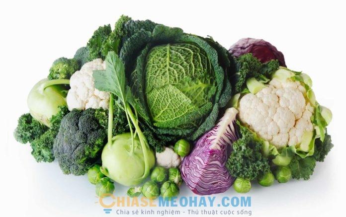 14 loại rau củ nhiều vitamin và tốt cho sức khỏe nhất