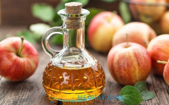 Những lợi ích của giấm táo cho sức khỏe đã được chứng minh bởi các nhà khoa học