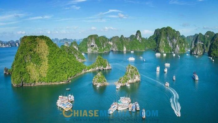 10 điểm du lịch hấp dẫn nhất Vịnh Hạ Long
