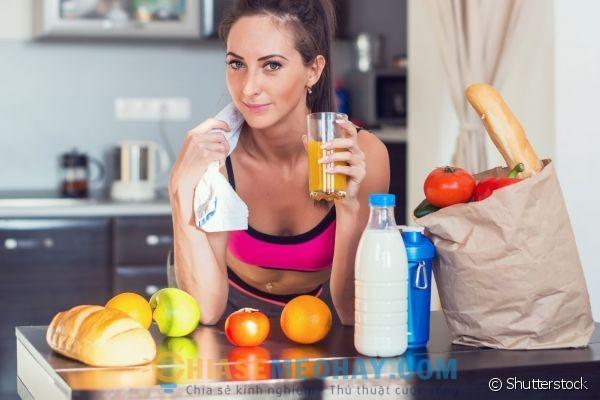 Cách thực hiện một chế độ ăn uống giảm cân khoa học