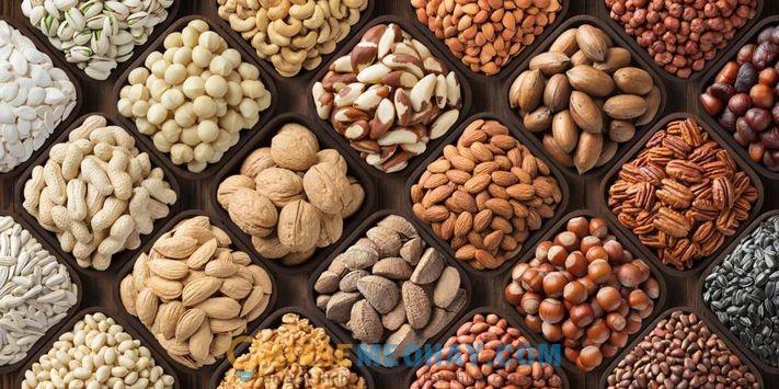 Các loại hạt giúp ngăn ngừa ung thư