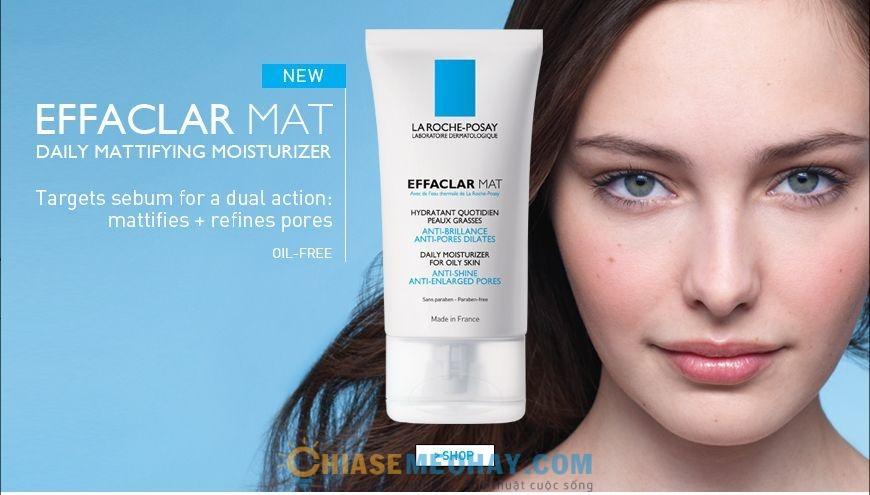 Effaclar Mat Face Moisturizer