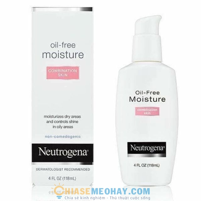 Oil-Free Moisture for Combination Skin