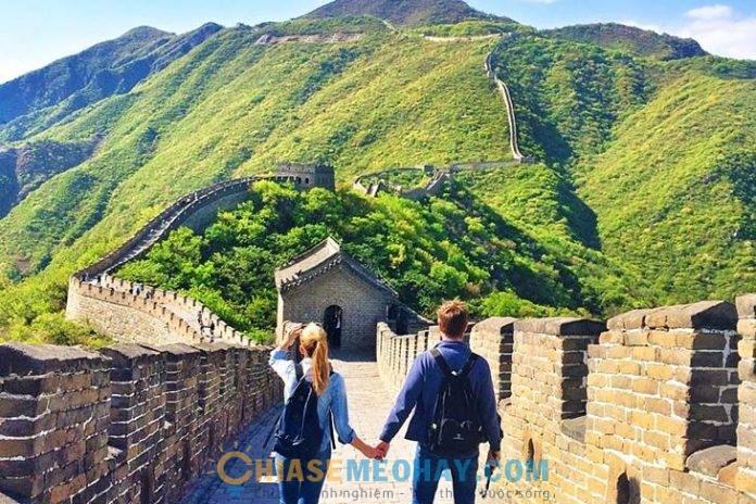 Du lịch Trung Quốc lần đầu tiên
